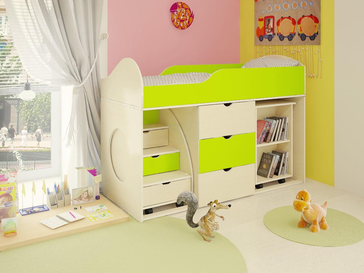 кровати для девочек от 3 лет в костроме складских помещений Предлагаем