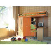 Детская мебель Орбита-1, 203*н186*84,5, спальное место  80*200