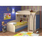 Кровать-чердак Соня-1 в детскую комнату (на фото - верхняя)