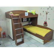 Детская кровать Соня-2 (нижняя), спальное место 80х190 см