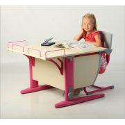 Парта + стул + приставка (СУТ 14-01). Комплект растущей мебели ДЭМИ.
