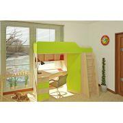 Детская мебель Орбита-7 - кровать чердак, Д1936хВ1764хГ834 мм, спальное место 1900*80