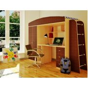 Детская мебель Орбита-8 - кровать чердак, спальное место 190*80