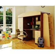 Мебель для детей Орбита-8 - детская стенка, спальное место 190*80