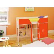 Кровать чердак Орбита-6 - детская мебель, спальное место 160*70