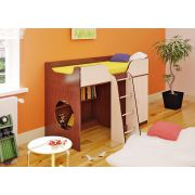 Детская мебель Орбита-6 -кровать чердак в детскую комнату, спальное место 160*70