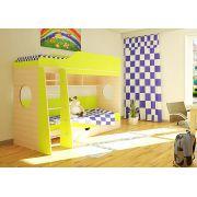 Детская двухъярусная кровать Орбита-5, спальное место 190*80