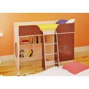 Детская кровать чердак Орбита-6 - кровать для маленьких, спальное место 160*700