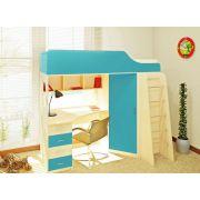 Мебель для детей Орбита-7 - детская мебель Д1936хВ1764хГ834 мм, спальное место 1900*80