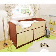 Мебель Орбита-9 - кровать чердак для детей, спальное место 160х70 см.