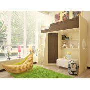 Детская мебель Орбита-3 - кровать чердак, спальное место 190*80