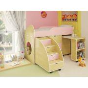 Кровать для девочек Новинка!!! Орбита-14, спальное место 160*70 см