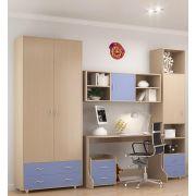 Мебель для детей серия Дельта - готовая композиция 5