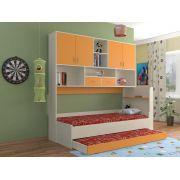 Серия детской мебели Портофино кровать КР-01