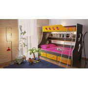 Детская 2х ярусная кровать Орбита - 16