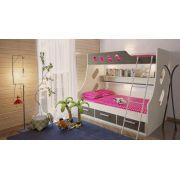 Двухъярусная кровать Орбита-16 - мебель для детей