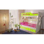 Кровать 2х - ярусная для детей Орбита 16
