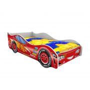 Детская кровать машина Форсаж Кар Домико (цвет красный) СКИДКА!!!
