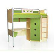Детская мебель Полосатый рейс. Кровать-чердак ПР-2