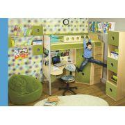 Детская мебель Полосатый рейс - Композиция 1