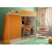 Детская кровать-чердак Фанки Кидз 4