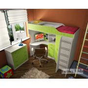 Детская кровать-чердак Фанки Кидз 7