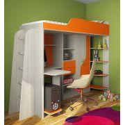Детская кровать-чердак Фанки Кидз 15