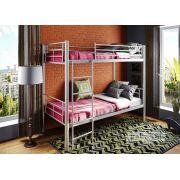 Металлическая кровать для двоих детей Фанки Лофт - 1