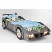 Кровать Машина Макларен цвета мокрый асфальт спальное место 170х80см