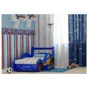 Кровать машина Молния Plus с выдвижным ящиком и сп.местом 170х80см