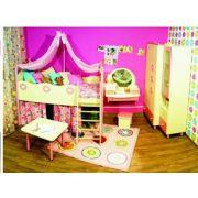 Мебель детская Принцесса - Готовая композиция №2