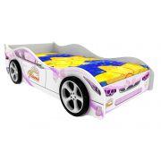 Детская кровать машина Принцесса Домико