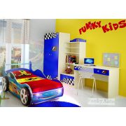 Композиция 1 Фанки Авто с кровать-машиной Молния Фанки