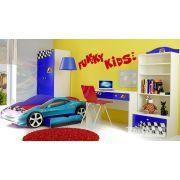 Готовая композиция 1 - Фанки Авто в детскую комнату