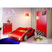 Готовая композиция 2 - Фанки Авто в детскую комнату