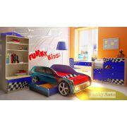Готовая комната 1 Фанки Авто + кровать-машина БМВ Х5