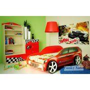 Готовая комната 2 Фанки Авто + кровать-машина БМВ Х5