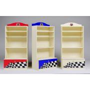 Стеллаж для книг и игрушек Фанки Авто ФА-С2