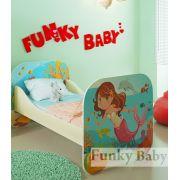 Кровать детская КР-6 серия Русалочка