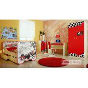 Мебель для детей Формула 1 Композиция 7