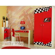 Мебель для детей Формула 1 Композиция 8