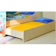 Детская нижняя кровать серия Русалочка