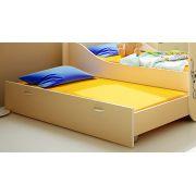 Кровать нижняя выкатная 180х80 см Далматинец