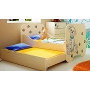 Кровать детская КР-6 со спальным местом 190х80см Далматинец