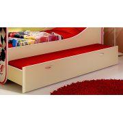 Нижняя выкатная кровать Формула 1