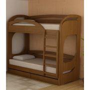 Двухъярусная кровать Фанки Пайн 200х90см