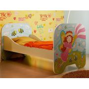 Кровать детская КР-6 серии Фея 160х80 см.