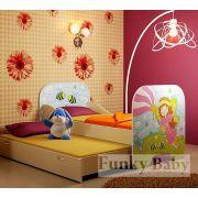 Кровать детская КР-6 серия Фея 190х80 см.