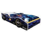 Кровать машина Формула 3-D Домико