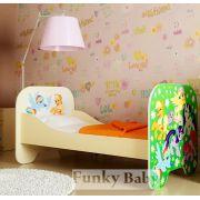 Детская кровать КР-6 со сп. местом 160х80 см серия Пони